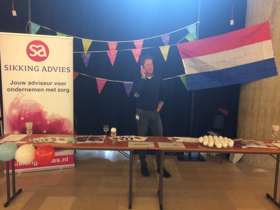 Sikking Advies te gast op de VBOV Trefdag ICC Gent