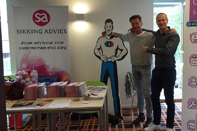 Beroepenbeurs 2017 verloskunde opleiding Groningen