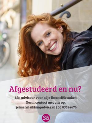 SA advertentie A5 staand